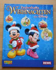 REWE Zauberhafte Weihnachten aus Liste 20 Sticker aussuchen auch Glitzer