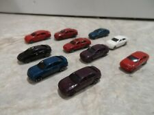 N SCALE AUTOMOBILES FILL IN CARS  LOT OF 10 PCS. NEW