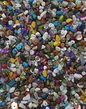 Mixed Gemstone Chip Beads 50g
