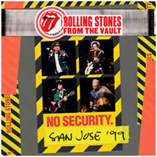 """The Rolling Stones From The Vault No Security San Jose '99 (NEW 3x 12"""" VINYL LP)"""