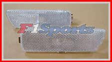 99-05 00 01 VW GOLF MK4 JETTA GTI CLEAR BUMPER LIGHTS