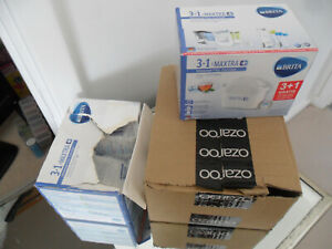 6x Brita maxtra filter cartridges original pack