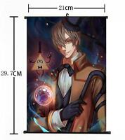 """Hot Japan Anime Gravity Falls Bill Cipher Poster Wall Scroll Home Decor 8""""×12"""""""