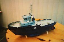 Thax model boat, Tug, Fibreglass GRP, Great gift.