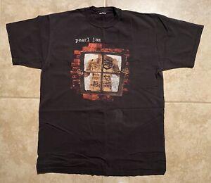 Pearl Jam; vintage XL shirt; 1993; 'VS tour' (very good condition)! Rare!