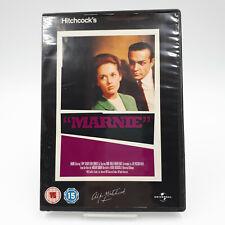 Alfred Hitchcock Marnie DVD Sean Connery Movie Region 2 Pal VGC