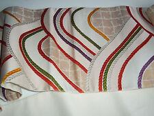 Vintage Japanese Kimono NAGOYA OBI SASH Belt Woven Authentic Top Qulty Silk