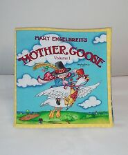 Mother Goose Vol 1 Soft Cloth Books for Children, Baby, Boys, Girls, Child, Kids