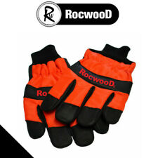 More details for chainsaw protective gloves for all chainsaw users, select your size