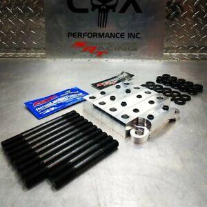 SRT4 Neon DCR 6061 Direct Fit Crankshaft Strap Kit Now With DCR Crank Stud Kit!