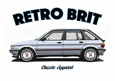 MG MAESTRO t-shirt. RETRO BRIT. AUSTIN ROVER. CLASSIC CAR. MODIFIED.