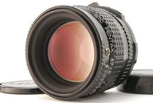 N.MINT SMC Pentax 67 6x7 LS 165mm f/4 Prime Telephoto Lens Asahi from JAPAN