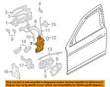 JAGUAR OEM 00-08 S-Type Front Door-Lock Latch Kit XR853047