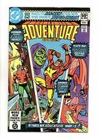 Adventure Comics Vol 1 No 477 Nov 1980 (FN+) DC Comics, Modern Age (1980 - Now)