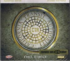 California Transit Authority CTA FULL CIRCLE 24 carati Zounds ORO CD NUOVO SEALED