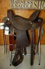 "16"" G.W. CRATE NATURAL PERFORMER SADDLE FREE SHIP NEW MADE IN ALABAMA USA"