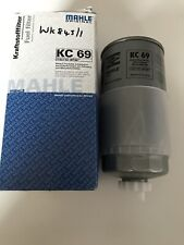 Mahle Fuel Filter KC69 Fits Audi Volvo VW