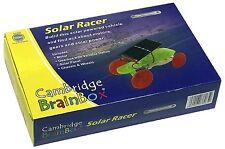 Cambridge Brainbox Solar Racer Kit educativo