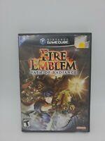 Fire Emblem: Path of Radiance (Nintendo GameCube, 2005) Complete CIB W/Inserts
