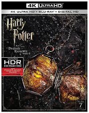 HARRY POTTER AND THE DEATHLY HALLOWS Part 1(4K ULTRA HD) - Blu Ray - Region free