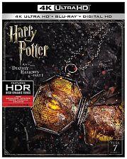 HARRY POTTER ET LE RELIQUES DE LA MORT Part 14K ULTRA HD Blu-Ray Sans zonage