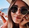 Retro Steampunk Sunglasses Vintage & Elegant & Polarized Women Sunglasses UV400