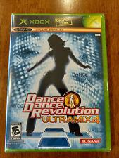 Dance Dance Revolution Ultramix 4 (Microsoft Xbox, 2006) BRAND NEW! NO MAT