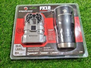 **NEW** Trail Camera Stealth Cam FX 12 10MP with Tumbler STC-FX12-TMBLR