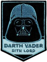 Star Wars Darth Vader Sith Lord Iron-on Patch