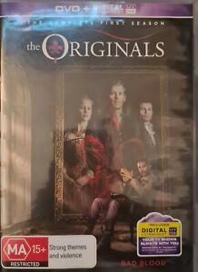 The Originals : Season 1 (DVD, 2014, 5-Disc Set) Region 4