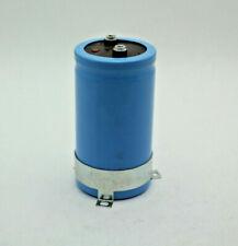 Mallory Capacitor 21000 uf 50 VDC POS +105c Max Surge 75 VDC 658-0406-320 Used