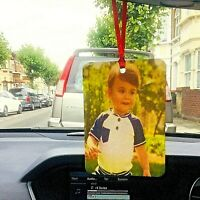 Personalised Car Air freshener (Double Sided Print) Buy 3 Get 1 Free