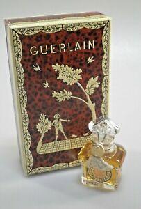 Vintage: GUERLAIN 7,5 ml Parfum Miniatur MITSOUKO; versiegelt, Karton