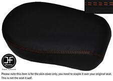 ORANGE DS STITCH VINYL CUSTOM FITS YAMAHA XVS 650 CLASSIC V STAR REAR SEAT COVER