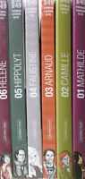 Sechs aus 49 Band 1 2 3 4 5 6 von 6 komplett ( Schreiber & Leser ) Neuwertig