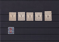 german stadt post privat post mainz private post  stamps ref r14093