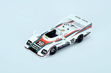 Spark 1/43 S4169 Martini Racing Porsche 936 No 18 Le Mans 1976 Joest Barth RESIN