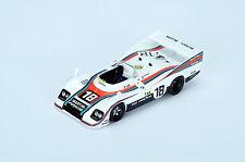 Spark 1/43 S4169 Martini Racing Porsche 936 No 18 Le Mans 1976 Joest Barth RESIN