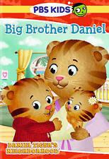 Daniel Tigers Neighborhood: Big Brother Daniel (DVD, 2015)(NEW)