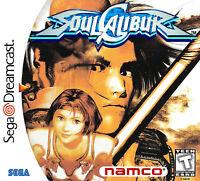 🔥 Soul Calibur Sega Dreamcast  Disk Only