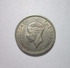 HONG KONG. 50 CENTS, 1951. KING GEORGE VI.