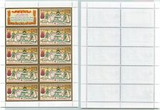 Russia USSR 1992 SC 6756-6761 MNH Mini Sheets . f8079