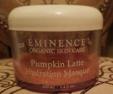 Eminence Pumpkin Latte Hydration Masque Treatment Salon Use ~ 8.4 oz.