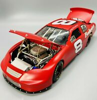 LE Dale Earnhardt Jr #8 Budweiser / Test Car 2005 Monte Carlo NASCAR 1:24 Elite