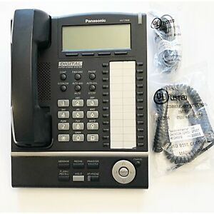 REFURBISHED PANASONIC KXT7636B KX-T7636 KXT-7636 TELEPHONE PHONE