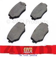 Disc Brake Pad SET [MAXISTOP] - Grand Vitara XL7 JA627 2.7-V6 H27A (01-06)
