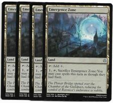 Magic MTG - Emergence Zone x4 - War of the Spark - NM+