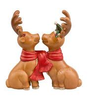 Goebel Rentiere Ganz verliebt Santas fleißige Helfer Neu 2015 Limitiert Rentier