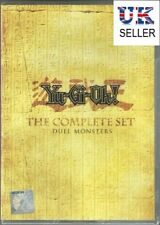 YU-GI-OH Complete Seasons 1 2 3 4 & 5 Animation DVD ENGLISH Boxset - UK SHIPPING