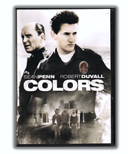 Colors DVD  (1988) NEW!!!FREE FIRST CLASS SHIPPING !!